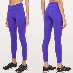 NWT💕Lululemon Speed Up Yoga Tights Leggings